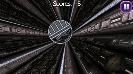 迷宫隧道3D