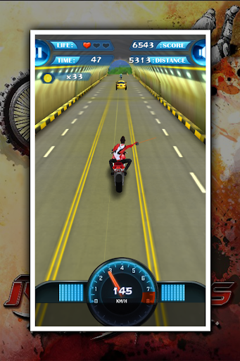 Turbo Moto Racing 3D