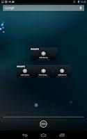 Screenshot of Philips Bluetooth AudioConnect