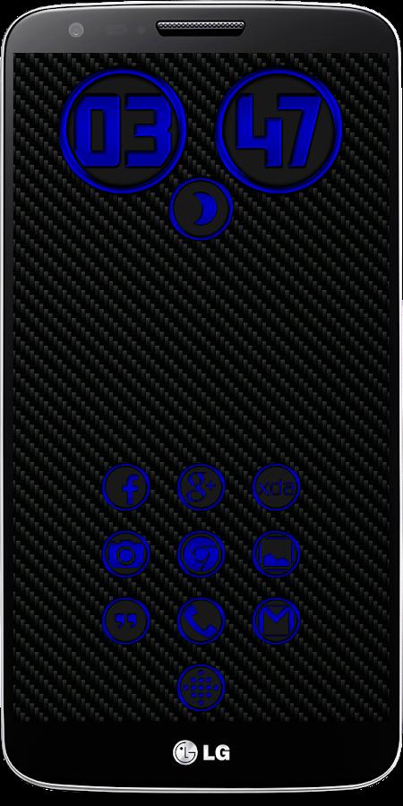 Chrom'd True Blue v1.1.3.0