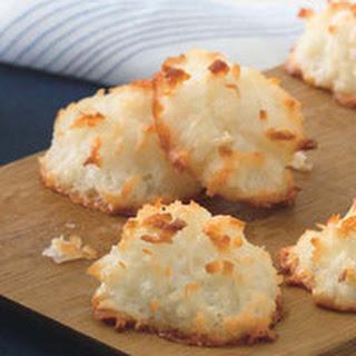 No Bake Coconut Macaroons Recipes.