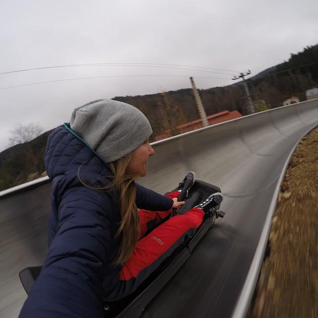 by Míňa Preislerová - People Street & Candids ( 100happydays, day87, gopro, goprohero4silver, gopro4, herosilver, hero4, Goproapp, timelapse, sport, follow4follow, followme, like, l4l, f4f, bobsled, goprophoto, amazing, follow, janov, czechgirl, czechrepublic )