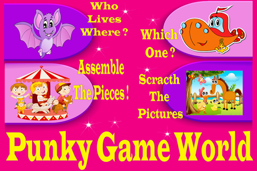 Punky Game World