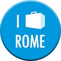 Rome Travel Guide & Map icon