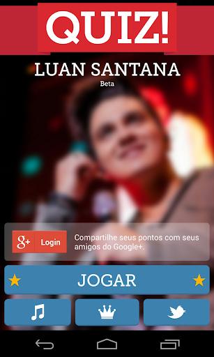 Quiz Luan Santana