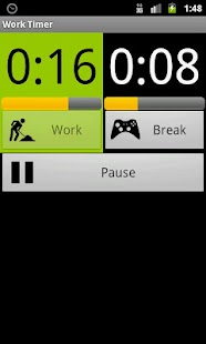 Work Timer - screenshot thumbnail