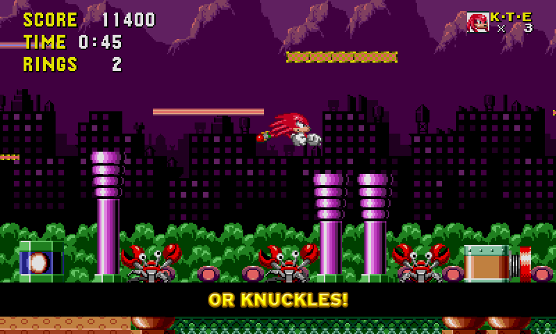 Sonic The Hedgehog - screenshot