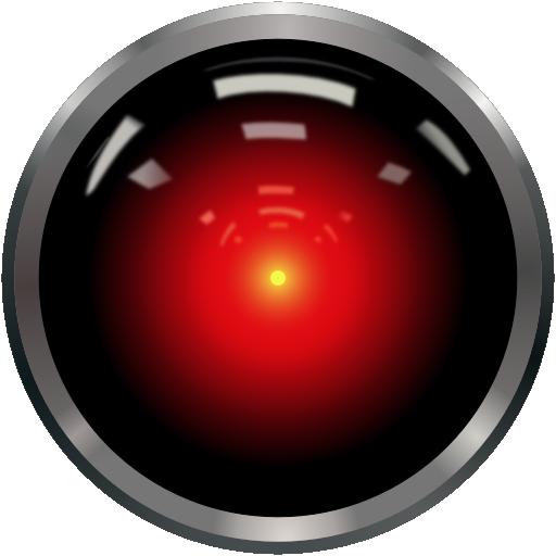 娛樂App|HAL9000 Chatbot LOGO-3C達人阿輝的APP