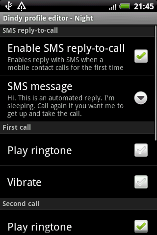 Dindy - Do Not Disturb Extreme - screenshot