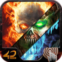 Touch: Demon Skulls In Fire icon