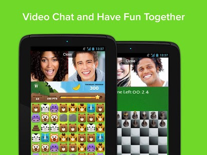 Rounds Video Chat Text Voice