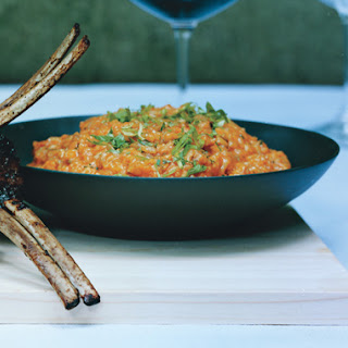 Braised Bacon Carolina Rice Recipe