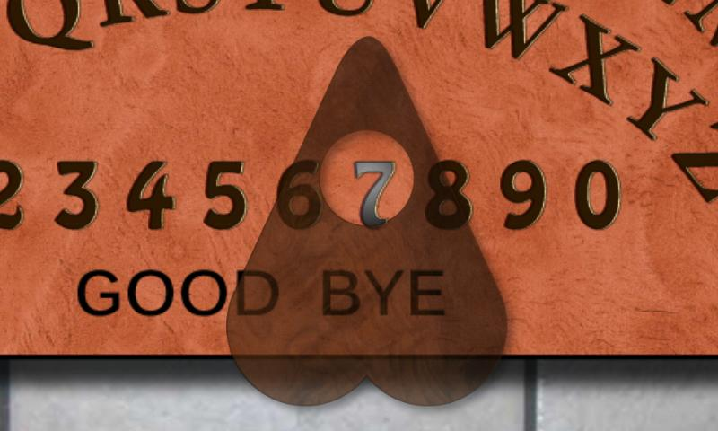 Ouija board free - screenshot