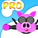 Piggy Parachute Pro icon