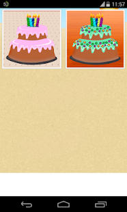 Sell Cake Games - screenshot thumbnail