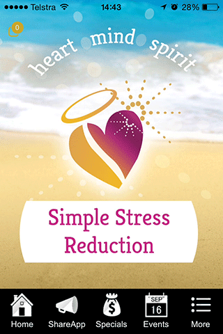 Simple Stress Reduction