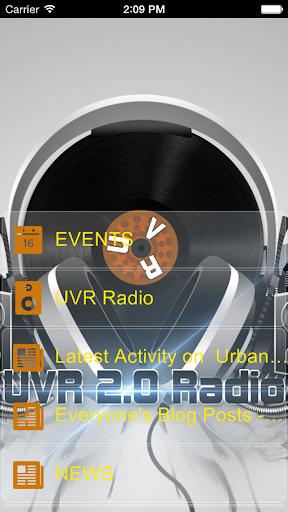 UVibes Radio 2.0