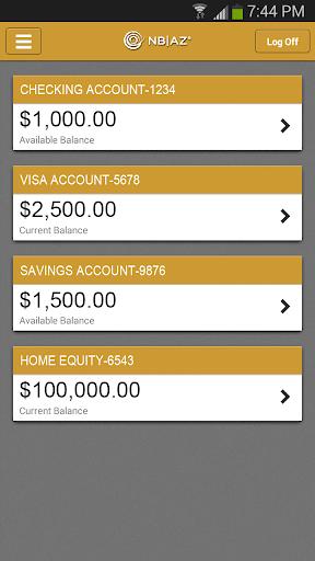NB AZ Business Mobile Banking