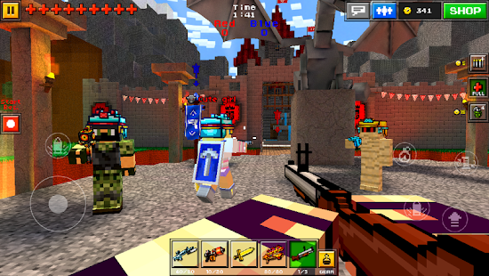 Pixel Gun 3D (Pocket Edition) Screenshot 17