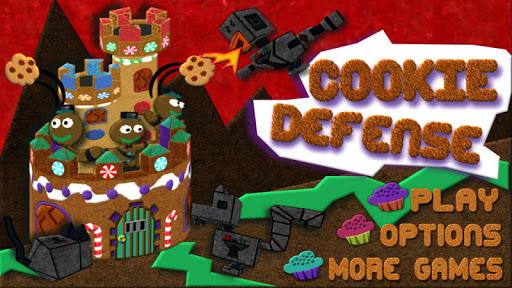 Cookie Defense