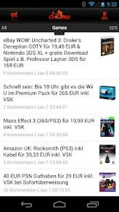 chillmo - Die Schnäppchen-App- screenshot thumbnail