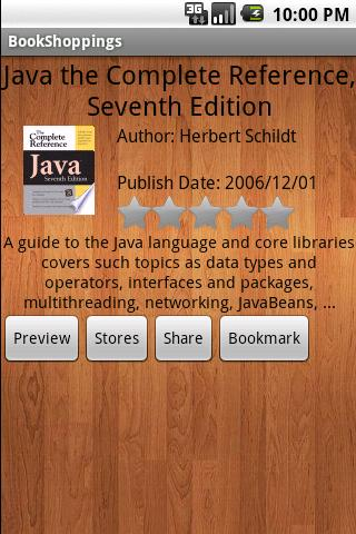 BookShoppings- screenshot