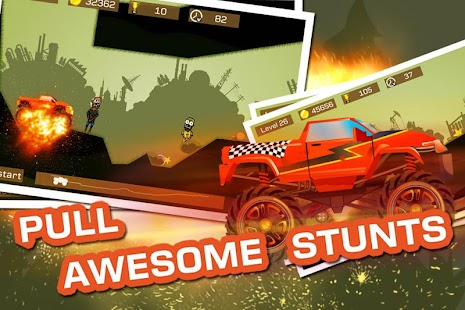 Mad Truck 2- screenshot thumbnail