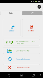 JS Backup – Restore & Migrate- screenshot thumbnail