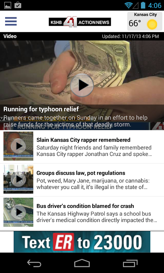 41 Action News Kansas City - screenshot