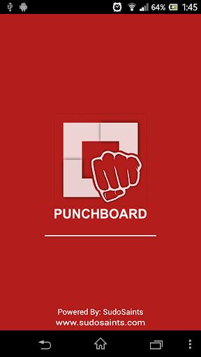 PunchBoard Beta