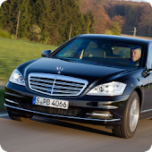 Mercedes S600 Live Wallpaper
