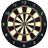 Dart Board Clock Widget
