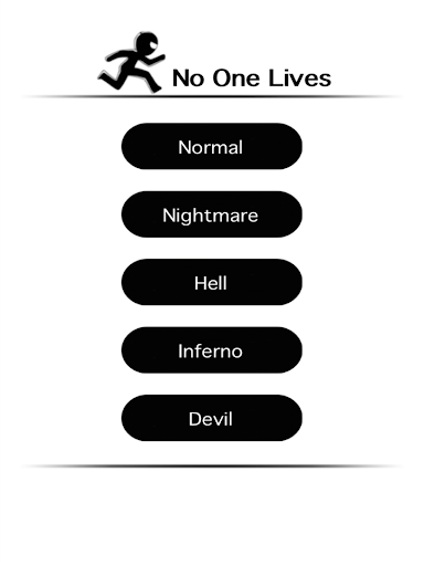 【免費冒險App】No One Lives-APP點子