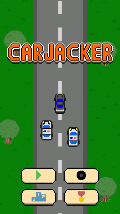 Carjacker - screenshot