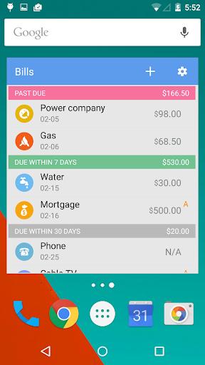 玩商業App|Bill Keeper Pro免費|APP試玩