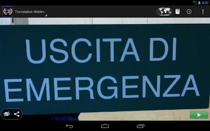 Word Lens Translator Screenshot 4