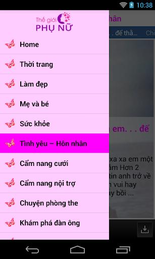 Bao The Gioi Phu Nu Doc Bao