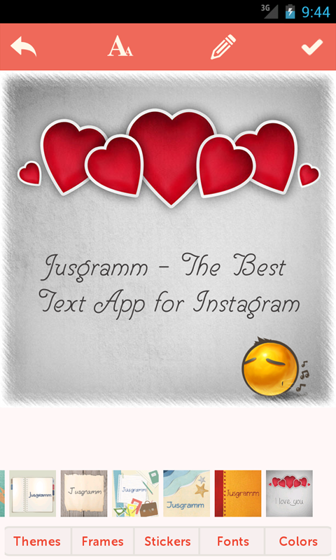 InstaText - Instagram Text - screenshot