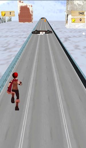 Temple Town Game - Run