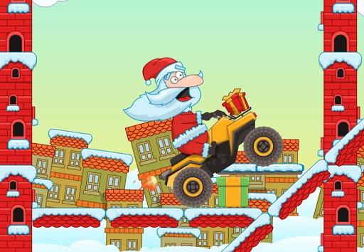 聖誕老人自行車