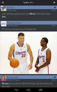 Fancloud Sports News - screenshot thumbnail