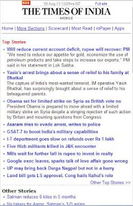 Read India News TV Online Free screenshot 1