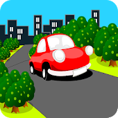 Road Trip : Car Driving Game