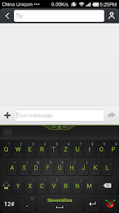 国笔斯洛文尼亚语键盘 生產應用 App-癮科技App