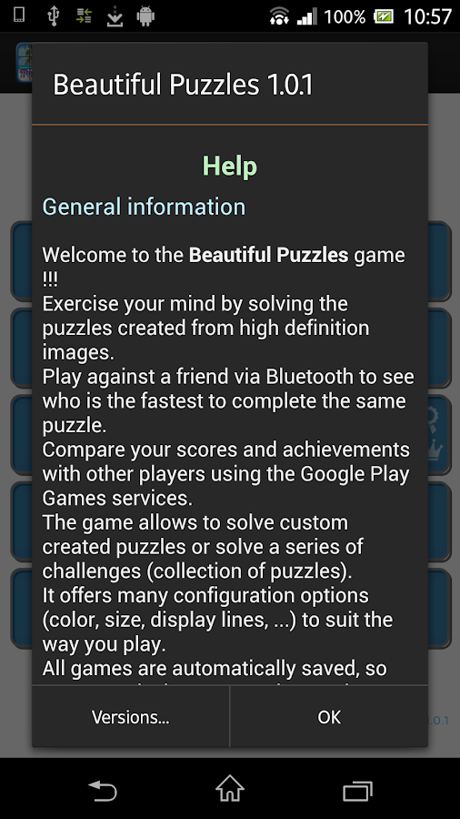 Beautiful Puzzles- screenshot