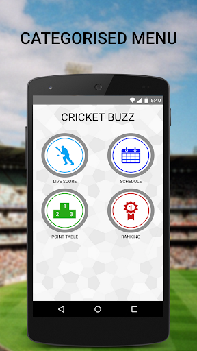Cricket Buzz