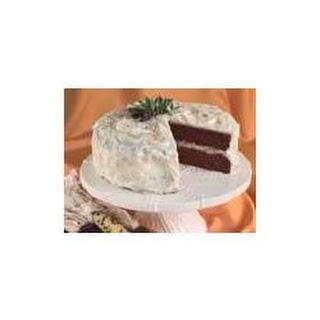 Kraft Red Velvet Cake.