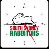 South Sydney Rabbitohs Clock