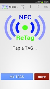 NFC ReTag FREE - screenshot thumbnail