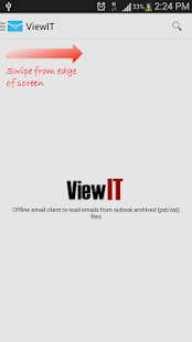 ViewIT - Outlook PST Viewer - screenshot thumbnail